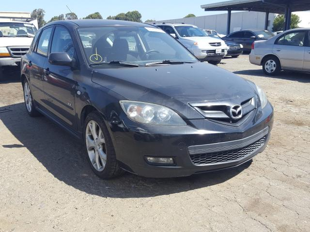 Salvage cars for sale from Copart Hayward, CA: 2007 Mazda 3 Hatchbac