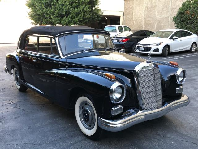 1958 Mercedes-Benz 300D for sale in Wilmington, CA