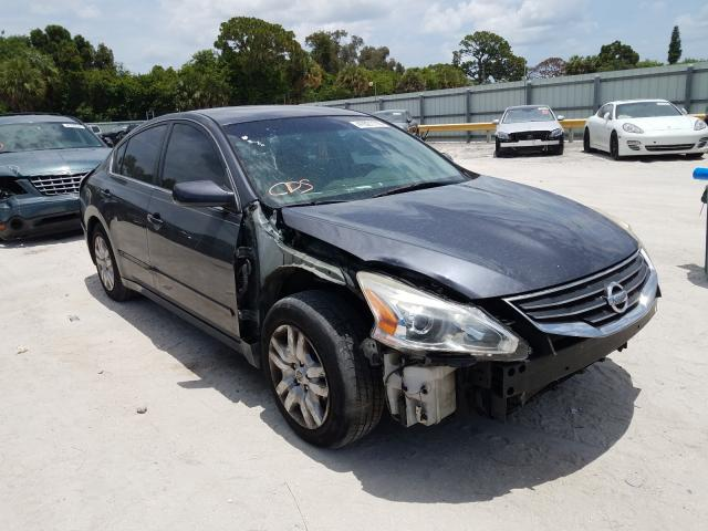 Salvage cars for sale from Copart Fort Pierce, FL: 2010 Nissan Altima Base