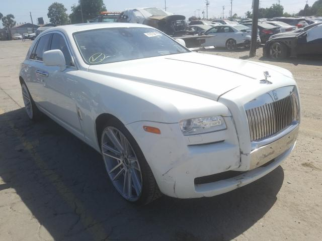 Rolls-Royce salvage cars for sale: 2010 Rolls-Royce Ghost
