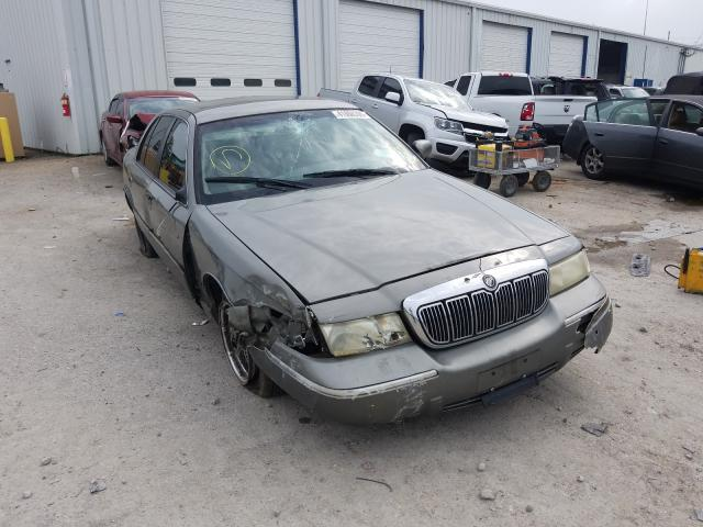 Mercury salvage cars for sale: 1999 Mercury Grand Marq