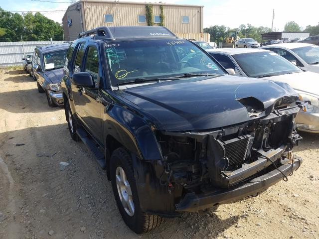 Salvage cars for sale from Copart Glassboro, NJ: 2008 Nissan Xterra OFF