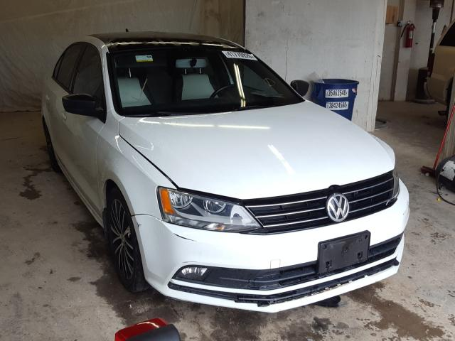 2015 Volkswagen Jetta SE for sale in Madisonville, TN