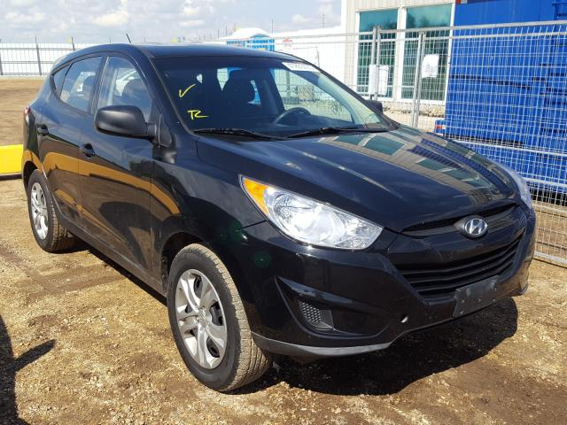 Hyundai salvage cars for sale: 2012 Hyundai Tucson GL
