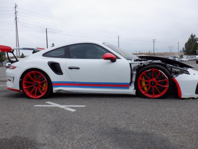 2019 Porsche 911 GT3 RS for sale in Rancho Cucamonga, CA