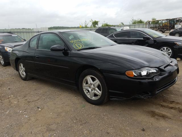 2004 Chevrolet Monte Carl for sale in Kansas City, KS