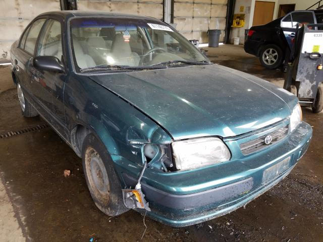 Salvage cars for sale from Copart Graham, WA: 1997 Toyota Tercel CE