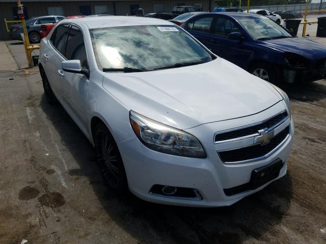 Chevrolet salvage cars for sale: 2013 Chevrolet Malibu 2LT