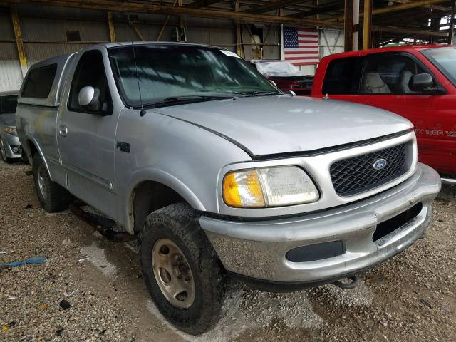Salvage cars for sale from Copart Jacksonville, FL: 1998 Ford F150