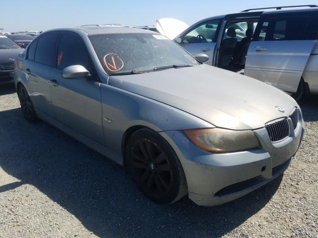 Salvage cars for sale from Copart Antelope, CA: 2006 BMW 325 I