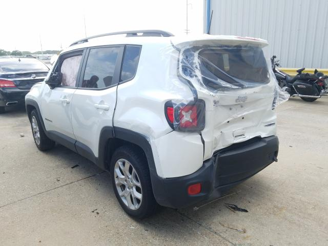2018 JEEP RENEGADE L - Right Front View