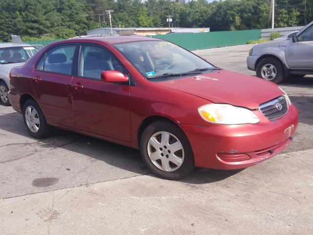Toyota salvage cars for sale: 2006 Toyota Corolla CE
