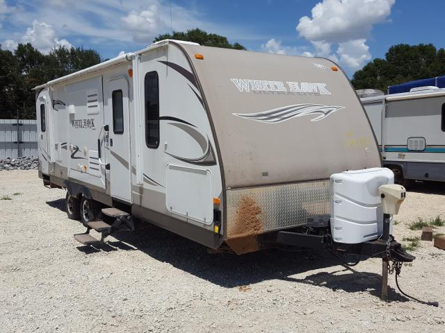 Jayco salvage cars for sale: 2013 Jayco White Hawk