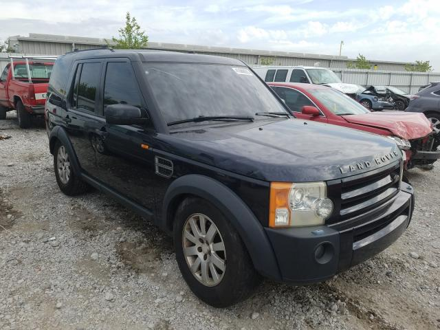 Land Rover salvage cars for sale: 2005 Land Rover LR3