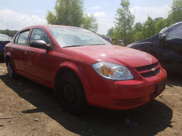 Salvage cars for sale from Copart Columbia Station, OH: 2010 Chevrolet Cobalt LS