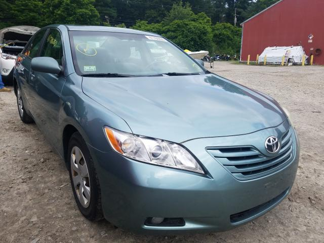 Salvage cars for sale from Copart Mendon, MA: 2008 Toyota Camry CE