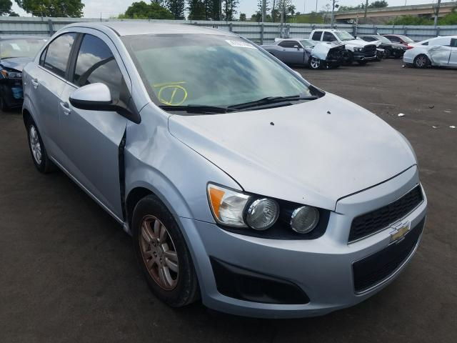 Chevrolet salvage cars for sale: 2013 Chevrolet Sonic LT