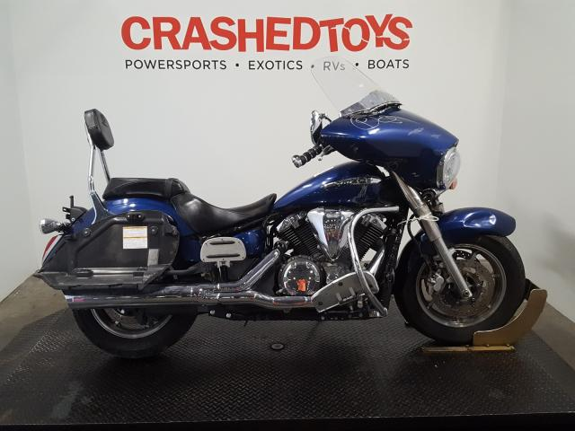 Salvage cars for sale from Copart Austell, GA: 2013 Yamaha XVS1300 CT