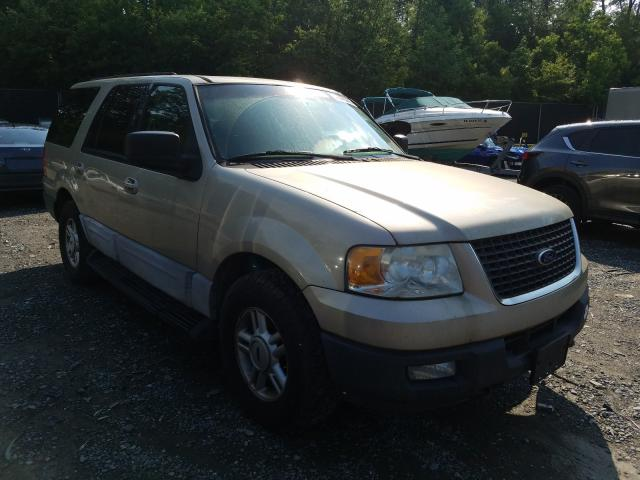 Salvage cars for sale from Copart Waldorf, MD: 2004 Ford Expedition
