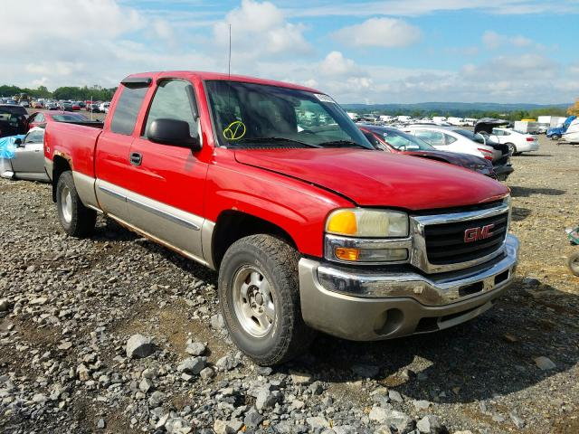 2003 GMC New Sierra for sale in Pennsburg, PA