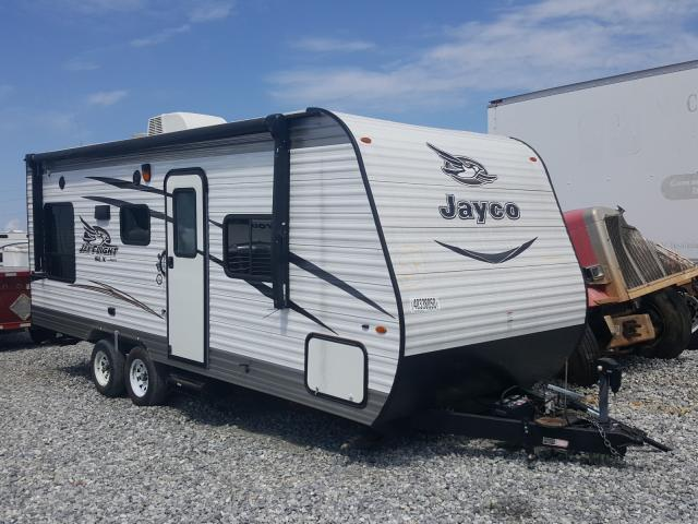 Jayco JAY Flight salvage cars for sale: 2017 Jayco JAY Flight