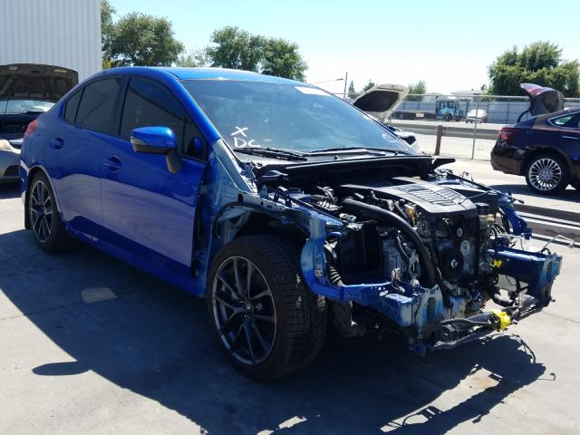 Subaru salvage cars for sale: 2018 Subaru WRX Limited