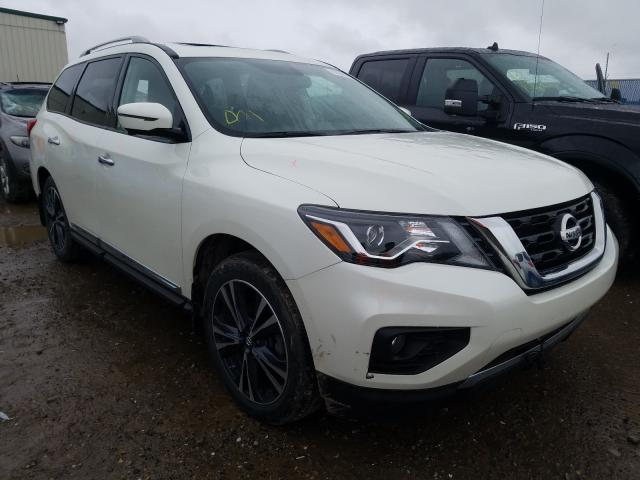 2017 Nissan Pathfinder for sale in Rocky View County, AB