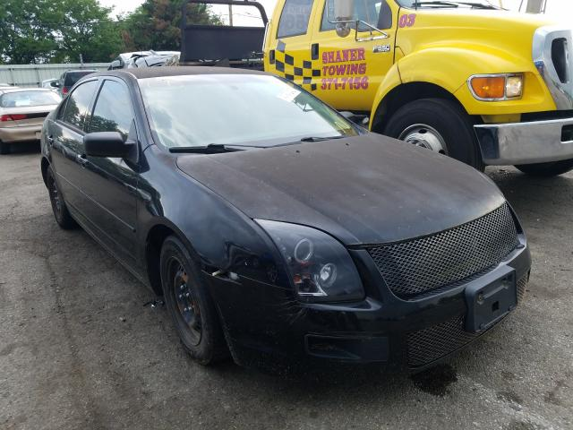 Ford Fusion S salvage cars for sale: 2008 Ford Fusion S