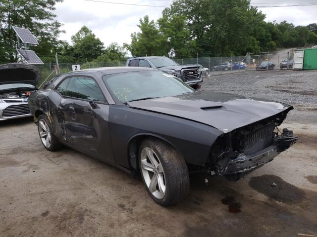 Salvage cars for sale from Copart Marlboro, NY: 2017 Dodge Challenger