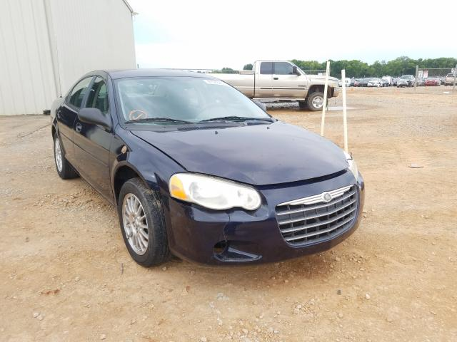 Chrysler salvage cars for sale: 2005 Chrysler Sebring