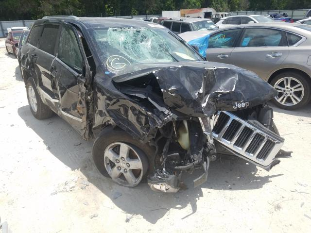 Salvage cars for sale from Copart Ocala, FL: 2012 Jeep Grand Cherokee