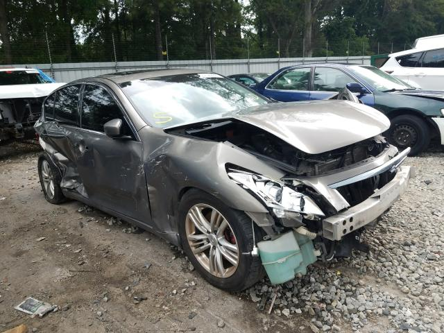 Infiniti G37 Base salvage cars for sale: 2013 Infiniti G37 Base