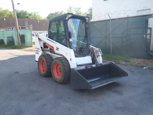 Salvage cars for sale from Copart Glassboro, NJ: 2015 Bobcat S450