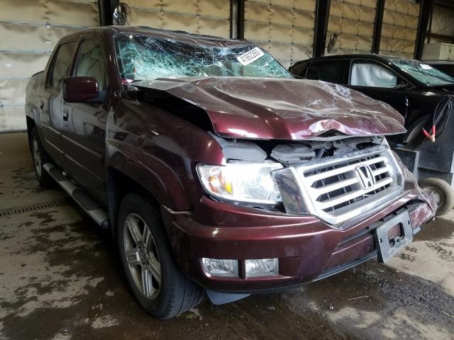 Salvage cars for sale from Copart Graham, WA: 2012 Honda Ridgeline