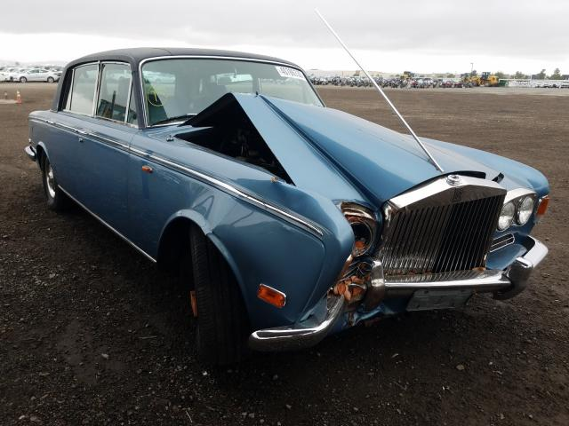 Rolls-Royce salvage cars for sale: 1972 Rolls-Royce Silver Shadow