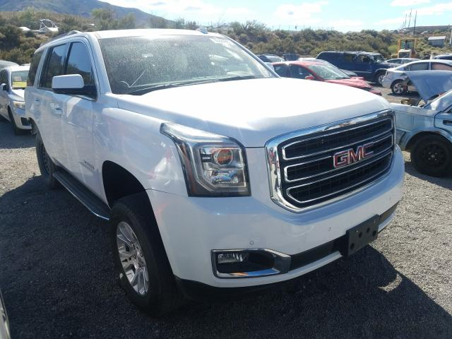 GMC Yukon SLT salvage cars for sale: 2018 GMC Yukon SLT
