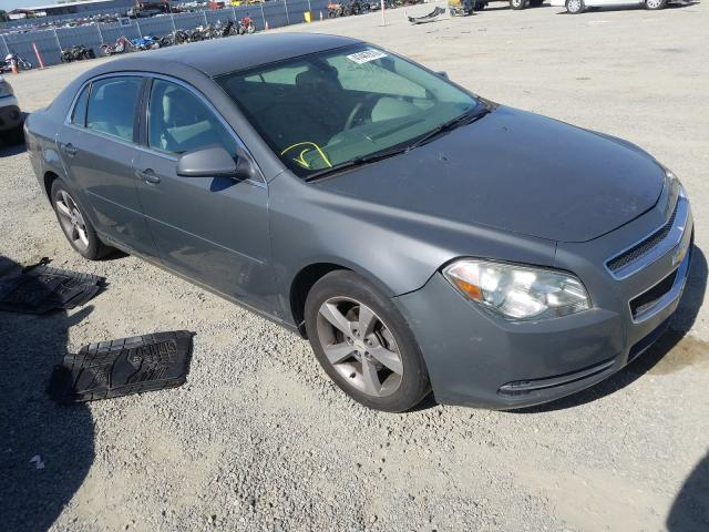 Salvage cars for sale from Copart Antelope, CA: 2009 Chevrolet Malibu 2LT