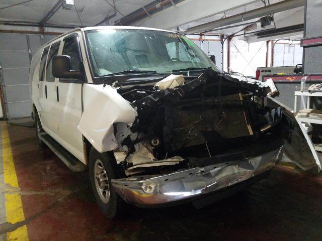 GMC Savana G25 salvage cars for sale: 2016 GMC Savana G25