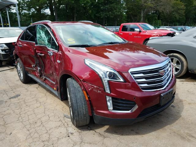 2017 Cadillac XT5 Luxury for sale in Austell, GA