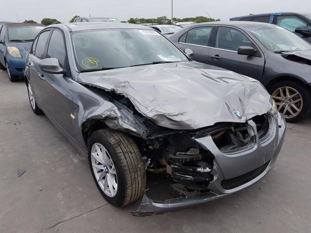 BMW salvage cars for sale: 2010 BMW 328 I