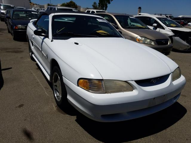 Salvage cars for sale from Copart Martinez, CA: 1998 Ford Mustang