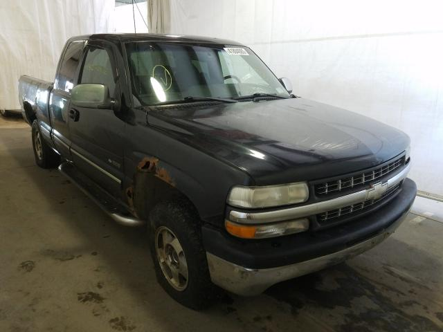 Salvage cars for sale from Copart Central Square, NY: 2001 Chevrolet Silverado