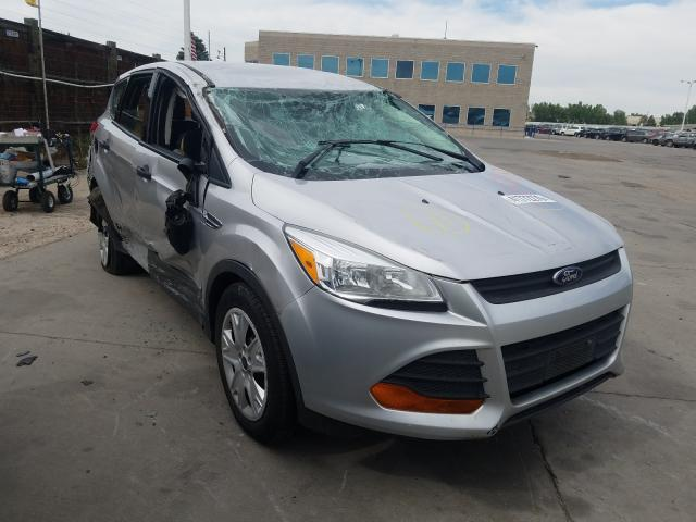Ford Escape S Vehiculos salvage en venta: 2016 Ford Escape S