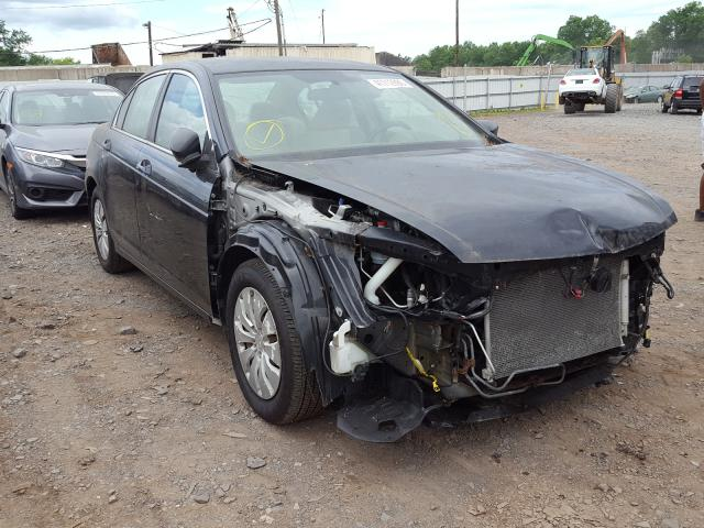 Salvage cars for sale from Copart Hillsborough, NJ: 2008 Honda Accord LX