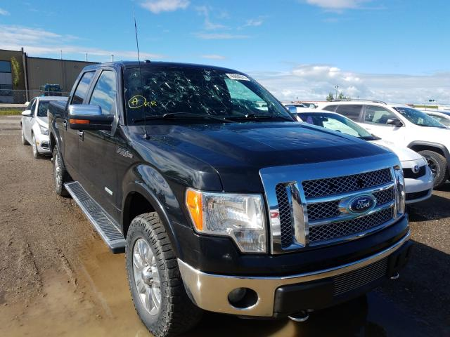 Ford F150 Super salvage cars for sale: 2011 Ford F150 Super
