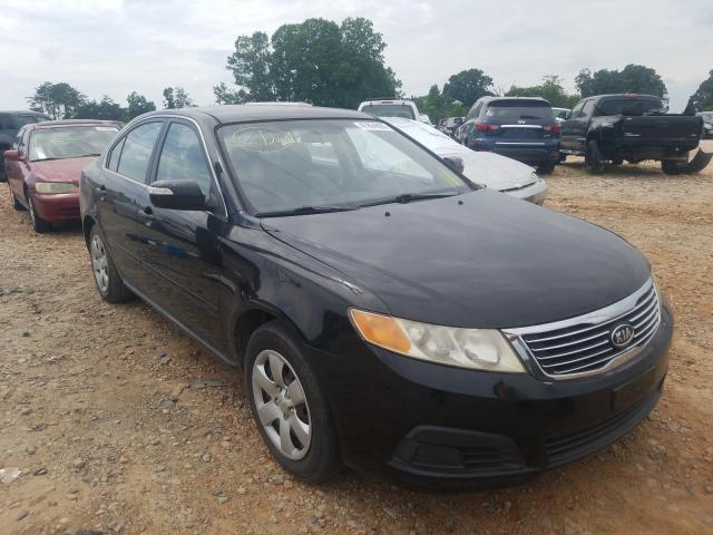 Vehiculos salvage en venta de Copart China Grove, NC: 2010 KIA Optima LX