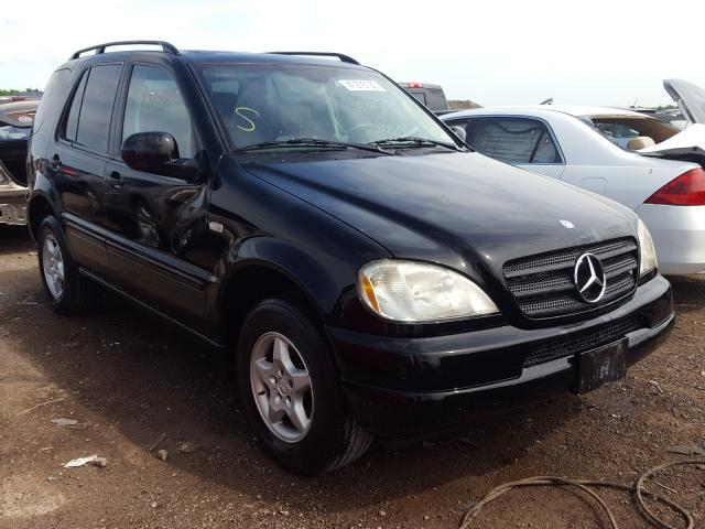 Mercedes-Benz Vehiculos salvage en venta: 2001 Mercedes-Benz ML 320