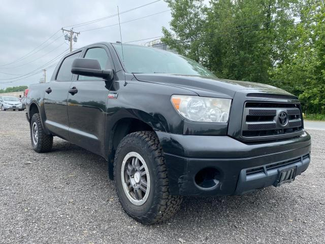 Toyota Tundra CRE salvage cars for sale: 2011 Toyota Tundra CRE