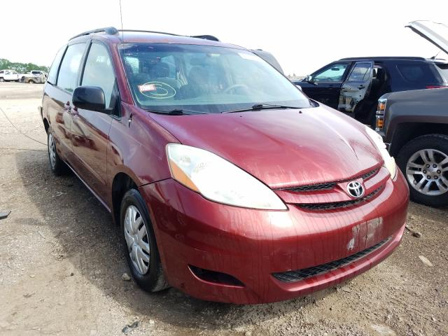 Toyota salvage cars for sale: 2006 Toyota Sienna CE