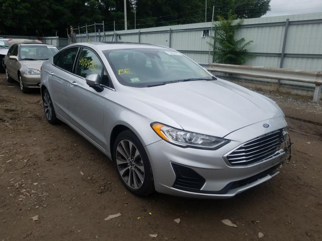 Ford Vehiculos salvage en venta: 2019 Ford Fusion SE